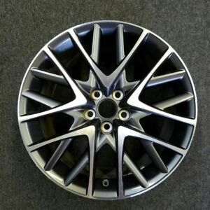 19 Lexus Rc 200t 300 350 2016 2018 Oem Factory Original Alloy Wheel Rim 74316