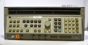 Agilent Hp 8341a Synthesized Sweeper 10 Mhz 20 Ghz With Opt 005 ref 551