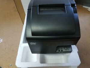 Star Micronics Sp700 Sp742 Ethernet Dot Matrix Printer Square Stand Shopk