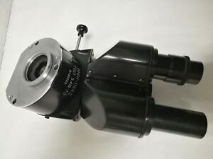 Mfn 11 Nozzle For Lomo Microscope Of The Ussr