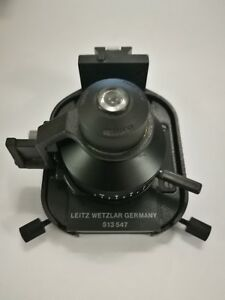Leitz Wetzlar Germany 513 547 For Microscope Laborlux S