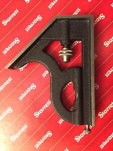Starrett Square Head cast Iron wrinkle Finish H11 1224 With Scriber
