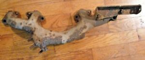 1953 Buick 322 Nailhead Engine Exhaust Manifold Passenger Side Original