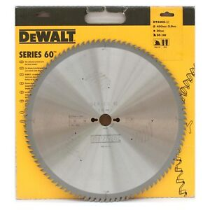 Dewalt Dt4382 Series 60 400mm X 30mm 96t Tct Circular Saw Blade Wood