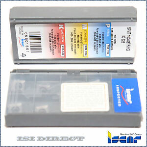 Sale Spmt 100408tr Hq Ic328 Iscar 10 Inserts Factory Pack