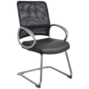 Waiting Room Seating Chair Conference Office Reception Guest Modern Furniture