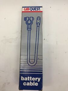 Carquest 12 Battery Cable Engine To Ground Strap B12g