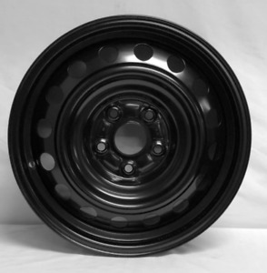 New 16 Steel Wheel Rim Fits Kia 5x4 5 Bolt Circle 16545m