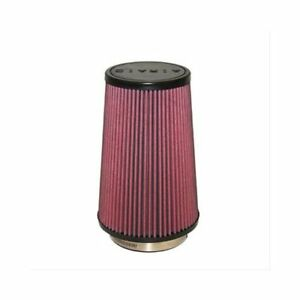 Airaid Air Filter Conical Cotton Gauze Red 4 Inlet 6 Bottom 4 625 In Top 9