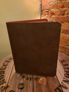 Leather Portfolio Made In The Usa Lifetime Warranty