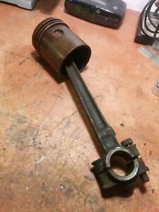 Fairbanks Morse Z Dishpan 2hp Piston And Connecting Rod Hit And Miss Engine