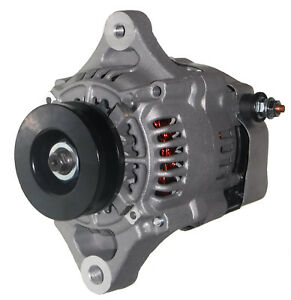 New Alternator Ford New Holland 1220 Compact Tractor 1987 1998 Sba18504 6220