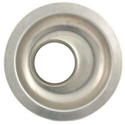 All26091 Air Cleaner Base Offset 14 In Round 5 1 8 In Carb Flange Drop Base