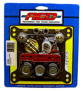 Aed 4150 Series Carburetor Kit Holley Alcohol Kit 750 850 Carb