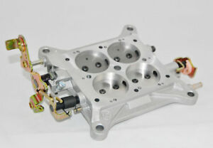 Aed Holley 850 Double Pumper Carburetor Pro Series Base Plate Assembly 6475