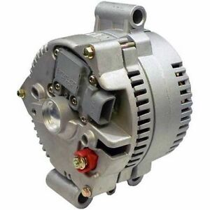 High Output 200 Amp Hd New Alternator Ford Explorer Mercury Mountaineer V6 4 0l
