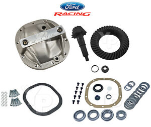1986 2014 Mustang 8 8 4 10 Ring Pinion Axle Girdle Cover Installation Kit
