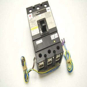 Square D Khl3625021dc1680 Khl Series Thermal Magnetic 600v 250a Circuit Breaker