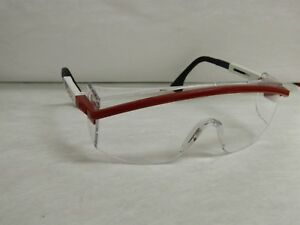 Uvex Clear Lenses Framed Safety Glasses Qty 10 S1169c