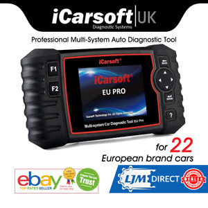 Icarsoft Eu Pro Multi system Diagnostic Tool Peugeot And All European Vehicles