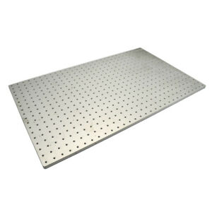 30 X 18 X 1 2 Solid Aluminum Optical Breadboard W 1 4 20 Tapped Holes