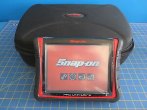 Snap on Eehd184040 Pro link Ultra Scan Tool Medium To Heavy Duty Diesel Trucks