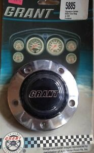 Grant 5885 Signature Series Billet Trim Ring And Horn Button