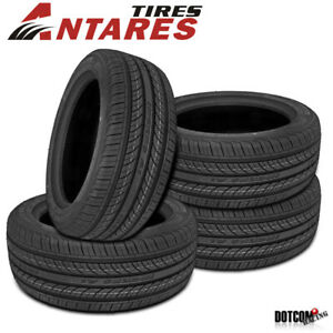 4 X New Antares Ingens A1 205 40 17 84w All Season Performance Tire