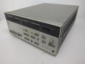 Hp Agilent Keysight 4275a Multi frequency Lcr Meter Options 101 S79 T79