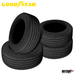 4 X New Goodyear Wrangler Fortitude Ht 265 70 16 112t Premium Highway Tire