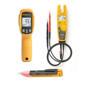Fluke T6 600 62max 1ac Electrical Tester Fieldsense Ir Thermometer