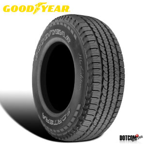 1 X New Goodyear Fortera Hl 245 65r17 105t Quiet All Season Traction Tire