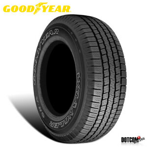 1 X New Goodyear Wrangler Sr A 245 70 16 106s Highway All Season Tire