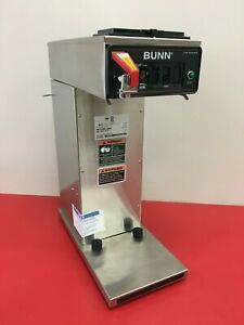 Bunn Commercial Airpot Coffeemaker With Plastic Funnel 23001 0007