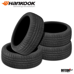 4 X New Hankook Ventus S1 Noble2 H452 265 35r18 97w Ultra High Performance Tire