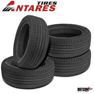 4 X New Antares Comfort A5 Lt225 75r15 102s All Season Highway Tire