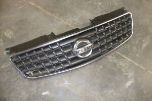 2005 Nissan Altima 2 5s 2 5 L S Sl 4 Cylinder Front Grill Cover Panel Guard 05