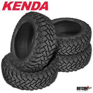 4 X New Kenda Klever M T Kr29 275x65x20 126x123q High Off Road Traction Tire