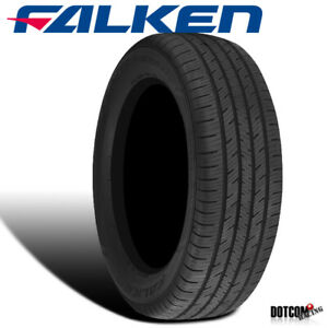 1 X New Falken Sincera Sn250 205 55r16 91h All season Performance Touring Tire