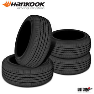 4 X New Hankook Optimo H426 215 45 17 87h Premium Performance Tire