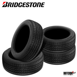 4 X New Bridgestone Driveguard Rft 205 55r16 91v Run flat Touring Tire