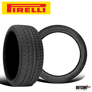 2 X New Pirelli Scorpion Zero 275 45r20 110h High Performance Summer Tires