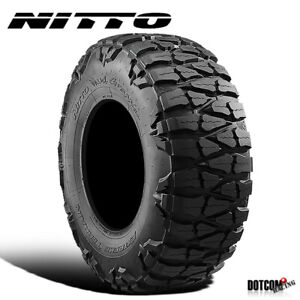 1 X New Nitto Mud Grappler X Terra 35 1250r20 121q Off Road Handling Tire