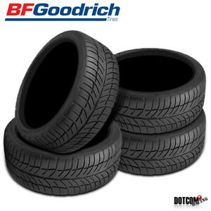 4 X New Bf Goodrich G Force Comp 2 A S 235 45 17 97w Ultra High Performance Tire