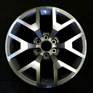 20 Gmc Sierra 1500 Pickup 2014 2018 Oem Factory Original Alloy Wheel Rim 5658