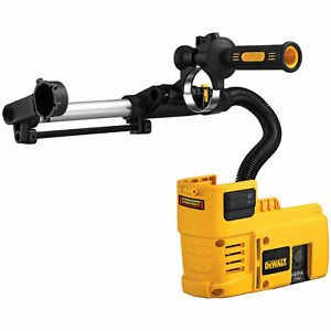 Dewalt D25302dh Dust Extraction System W Hepa Filter For 36v Sds Rotary Hammer
