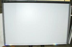 Smart Board Interactive 74 Whiteboard 885 Sb885 smp for Parts 800144229