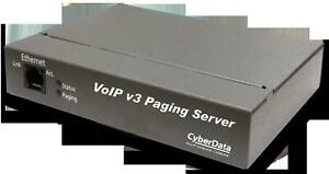 Cyberdata Voip V3 Paging Server 11146