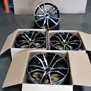 20x10 11 5x120 Bmf set Of 4 Fit Bmw X5 X6 X5m X6m