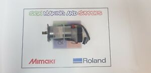 Genuine Roland Soljet Pro Iii Xj 640 Printer Assy Feed Motor 6700319020
